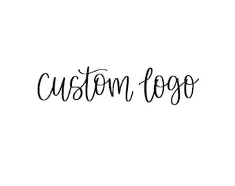 Custom Hand Lettered Logo