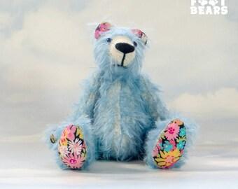 Sale! - Artist MOHAIR Teddy Bear 'Eric' OOAK hand crafted - My Bear Foot Bears