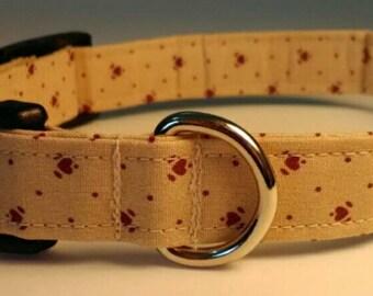 Dog Collar Tiny Hearts