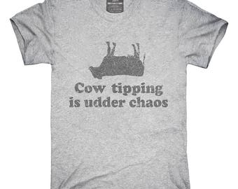 Cow Tipping T-Shirt, Hoodie, Tank Top, Gifts