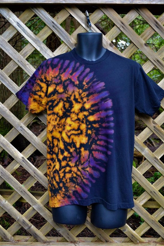 Nebula - Short Sleeve Unisex tshirt, Hippie clothes, bohemian, tie dye, Bitcoin Accepted,