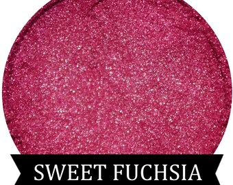 SWEET FUCHSIA  Eyeshadow Mineral makeup