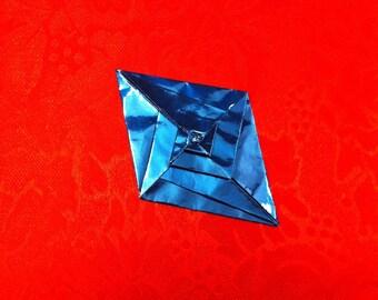 Spiral Jewel--origami jewel