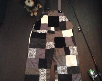XL overalls