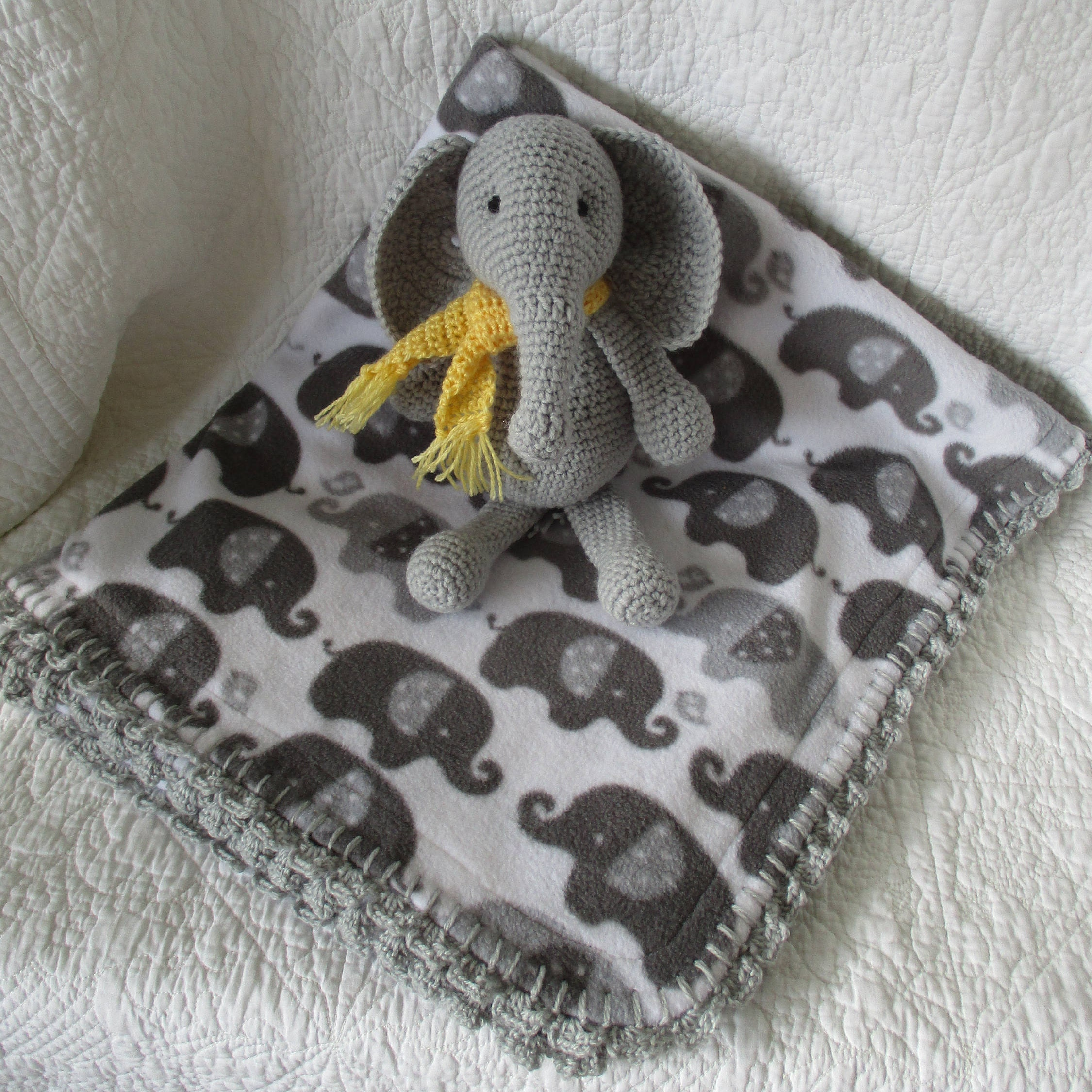 Old Fashioned Crochet Elephant Blanket Pattern Sketch - Sewing ...