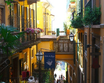 Bellagio Stairs, Italy