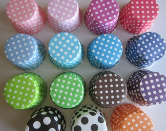 24 Your Choice Assorted Baking Candy Nut Cups