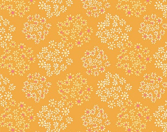 Lacey Cosmos - Signature - Sharon Holland - Art Gallery Fabrics - Fabric By the Half Yard