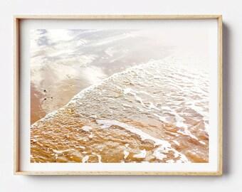 Beach Photo Print - Ocean Flow - Photographic  Art, Art Print, Wall Art, Beach Print, Photographic Print, Photo Prints, Beach Art