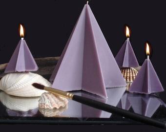 Four candles stars Christmas @decomatine spirit