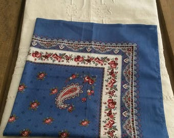 Scarf cotton spirit house and South side