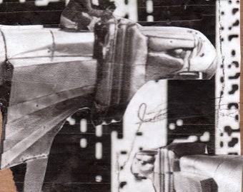 Art Mail- Chrysler building Gargoyles