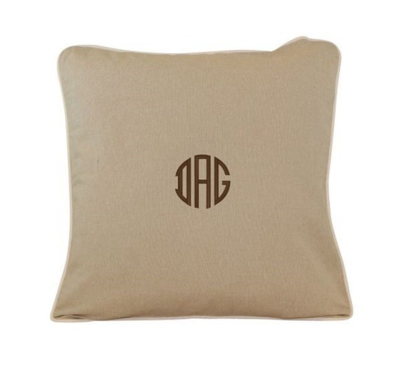 Jute Pillowcase