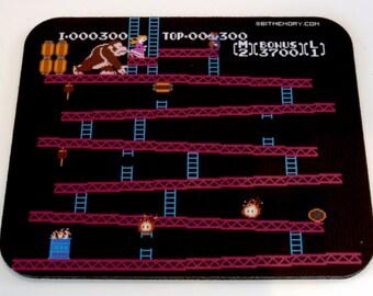 NES Mouse Pad - Donkey Kong