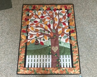 Signature tree, family tree wall hanging