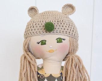 Rag Doll Bear