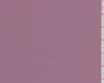 Dark Rose Pink Stretch Sateen, Fabric By The Yard