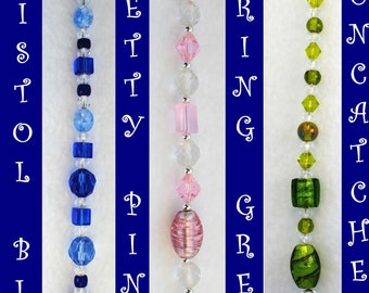 Stunning Swarovski  Shades Of Spring Suncatchers - You Choose The One You Want