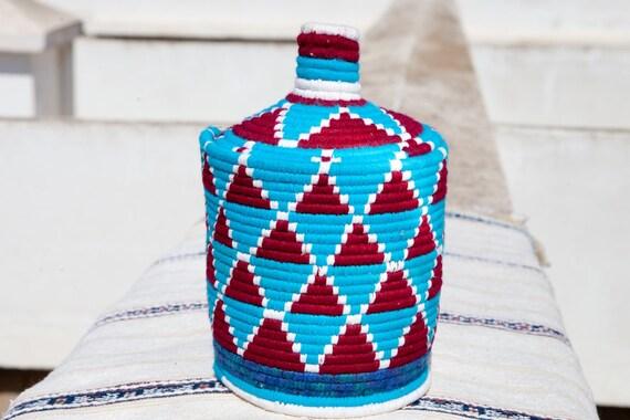 MAROKKANISCHE Korb marokkanische Brotkorb Berber Korb