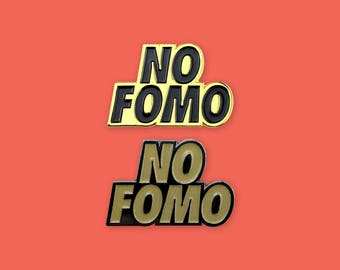 NO FOMO- on sale