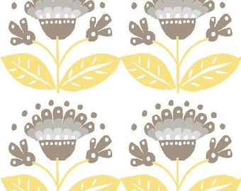 Organic Cotton Fabric - Monaluna Haven - Bloom