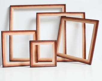 Picture Frame Set, Rustic Picture Frame Collage, Rustic Frame Photo Frame Set, Rustic Home Decor, Allison Picture Frame, Gallery Wall Set