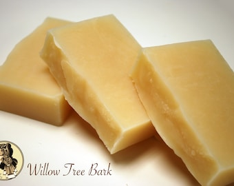 Willow Tree Bark Avocado & Jojoba Soap