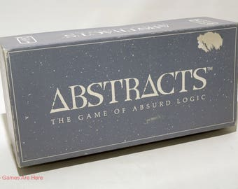 Abstracts Game of Absurd Logic 1988