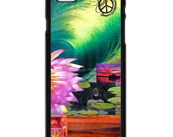 iPhone 6s/6, iPhone 6s/6 Plus Case, CHASING THE LOTUS, iPhone 6s Plus, Buddha, Best iPhone Cases, Avail. with Black or White case color