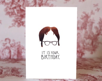 Dwight Schrute Birthday Card