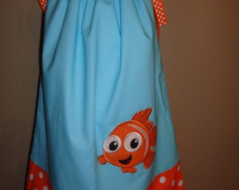 Finding Lost Fish Boutique Dress