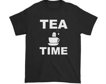 Tea Time - Cute & Happy Tea Bag