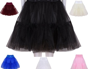 Multi Layered Satin & Organza Wedding, Vintage Style Petticoat - Design Your Own - Priced per layer