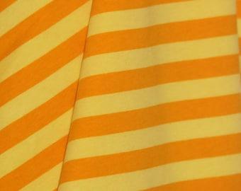 Buttercream new knit cotton lycra 1 yard