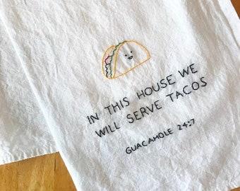 Guacamole 24:7 Dish Towel