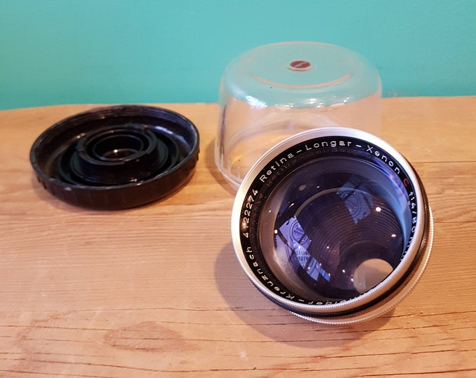 Schneider Retina Longar Xenon 80mm f4 for Retina IIc IIIc