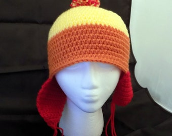 The Hero of Canton's Cunning Hat - Crochet