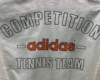 SALE 10 % Vintage 90s Adidas Tennis Competition Size S