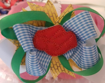 Wizard of Oz Boutique Bow