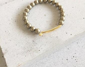 The Goldie Beaded Bracelet