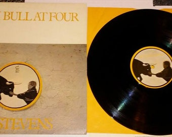 Cat Stevens Catch Bull At Four 1972 A&M Records VG+ Condition Free Shipping