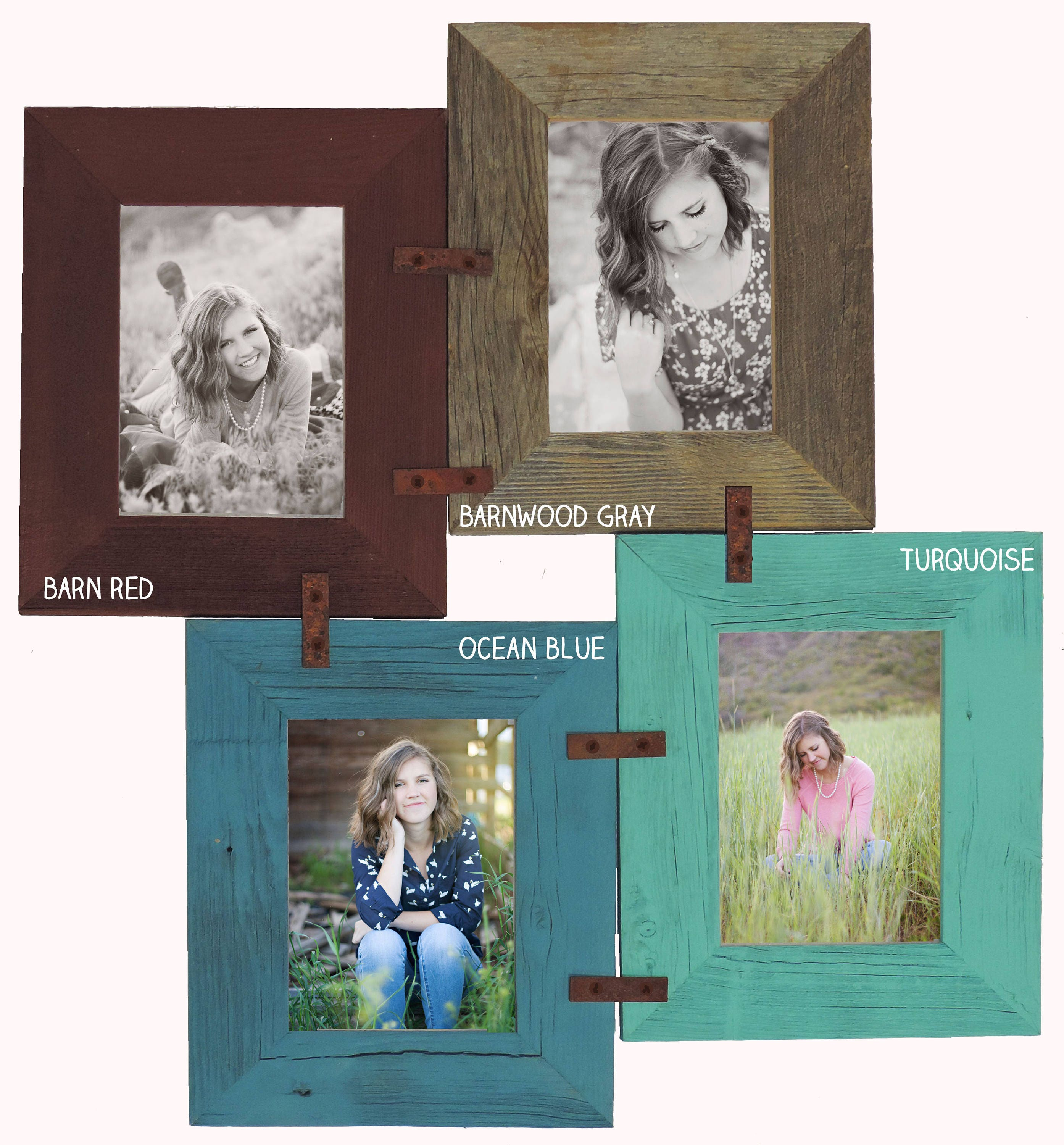 DIY 4 X 6 Picture Frame Collage Kit multipicture frame from ...