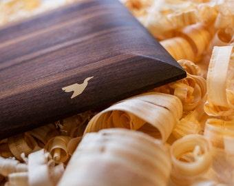 Walnut Cutting Board, Personalized Cutting Board, Housewarming Gift, Wood Cutting Board, Serving Board, Wedding Gift, Custom Cutting Board