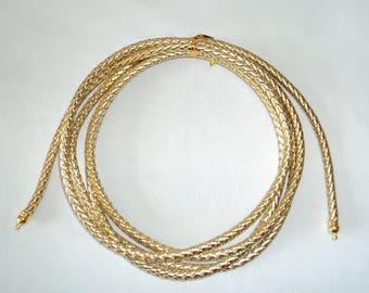 New version Wonder Woman Costume Accessory Golden Lasso of Truth  LASSO