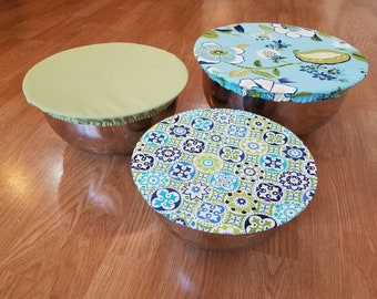 Eco-friendly Mixing Bowl Covers