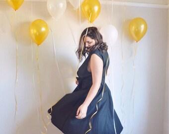 Black linen wrap dress. Wrap Dress. Handmade dress. Linen dress. Summer fashion. Bridesmaids dress. Black dress. Sleeveless dress. Dress up.