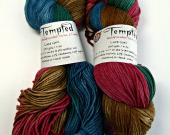 Tempted Luxe Grrl Yarn - One Night Stand
