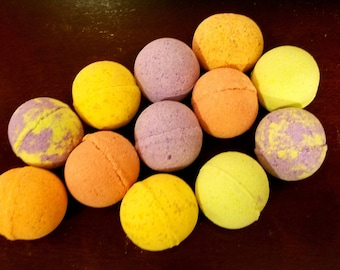 XS Bath Bombs