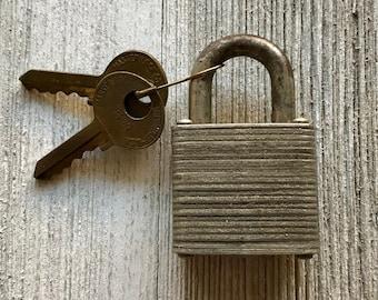 Vintage Master Lock