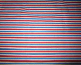 STRIPE Boy Scouts of America Fabric By The Yard